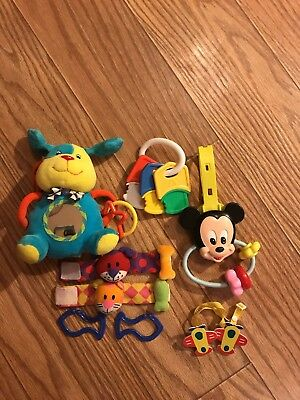 Lot Of Various Baby Toys