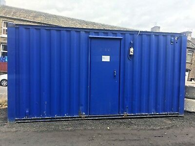 18 x 8ft Anti Vandal Office / Cabin / Portable Building  /Canteen / Site Office