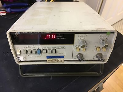 HP 5314A Hewlett Packard Universal Frequency Counter