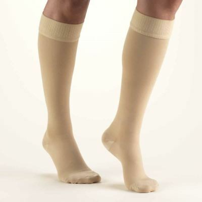 Activa Class 1 Below Knee Compression Hosiery, Sand, Small
