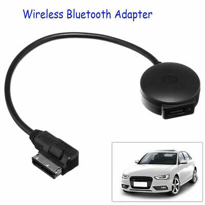 AMI MDI Audio Bluetooth 4.0 Car AUX Interface Adapter Cable USB For VW Audi