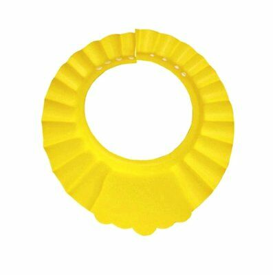 (Mod.1Yellow) Headphone for Bath and Shower protteggi Eyes and Ears For Childre