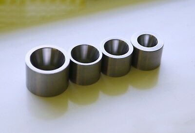 Steel Coin Ring die and cone set  - coin ring tools