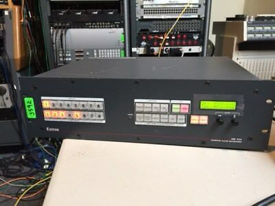 EXTRON ISM 824  Scaling Router HD-SDI Multiformat Switcher
