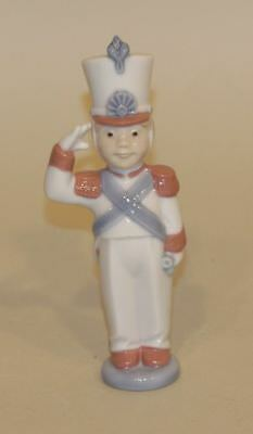 Retired Lladro Spain Porcelain Toy Soldier Ornament 6345 in Box