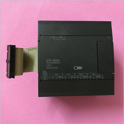 1PC Used LS LG PLC Analog Input Expansion Module Tested G7F-AD2A