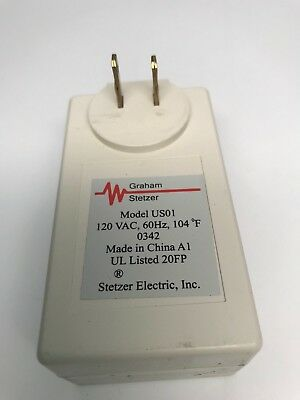 Graham Setzer Model US 01 Dirty Electricity RF Line Noise Filter