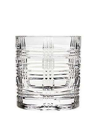 Godinger Silver Art Brookfield Crystal Collection Double Old Fashioned Glasses