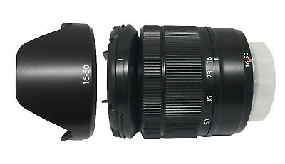 WITHOUT BOX NEW FUJIFILM FUJINON XC 16-50mm F3.5-5.6 OIS II LENS BLACK