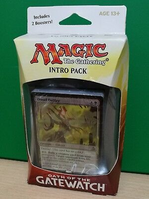 Magic The Gathering Oath of the Gatewatch Deck / Mazo: Vicious Cycle