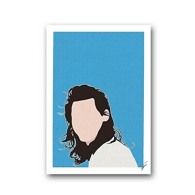 Harry Styles INSPIRED WALL ART Print / Poster Minimal A4 A3 one direction 1d