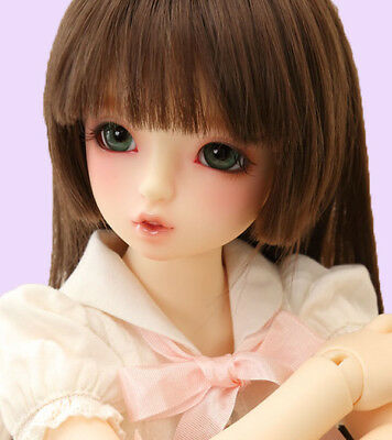 "New 1/6 Girl BJD SD Doll Wig Dollfie 6"" DZ DOD LUTS Bjd Doll Wig Free Shipping"
