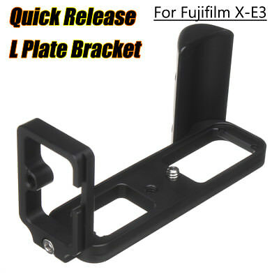 Aluminum Hand Grip Quick Release L Plate Bracket Holder For Fujifilm X-E3 Camera  sc 1 st  PicClick & KENRO HAND Grip Quick Release L Plate Bracket Holder For Fujifilm X ...