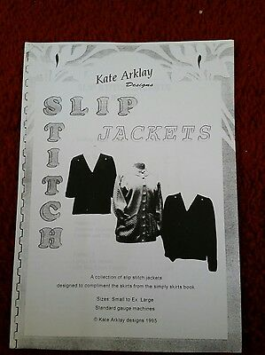 machineJackets by Kate Arklay.  please see description and photos