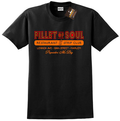 Fillet of soul T-shirt - Inspired by James Bond Live and Let Die Classic Film