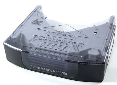 BMW 5 Series E60 E61 6 Series E63 E64 6 Disc CD Changer Cartridge Magazine