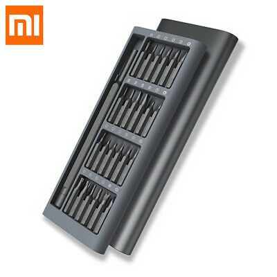 Original Xiaomi Wiha Daily Use Screw driver Kit 24 in 1 Precision Magnetic Bits