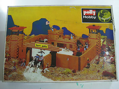 Fort Polly Ref:960-Polly Hobby-Años 70-Made In Germany-New!!