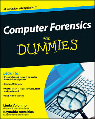 Computer Forensics for Dummies (R),  Read on PC/Phone/Tablet