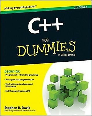 C++ for Dummies 7th Edition Read on PC/Phone/Tablet