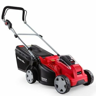 Tools Furniture Baumr-AG Electric 40V Lithium Lawn Mower E-FORCE 400 EC Kitchen