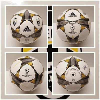 adidas Fußball Juventus Turin Juve UEFA Champions League Finale Mini Ball Gr. 1