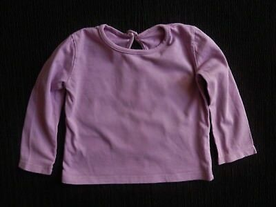 Baby clothes GIRL 12-18m Cherokee pale purple long sleeve t-shirt/top SEE SHOP!