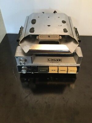 Vintage Sony TC-20 Underdash Cassette Car Stereo Deck Untested