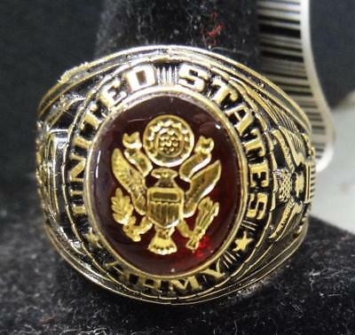 United States Army Ring - Size 9 -  #misc989