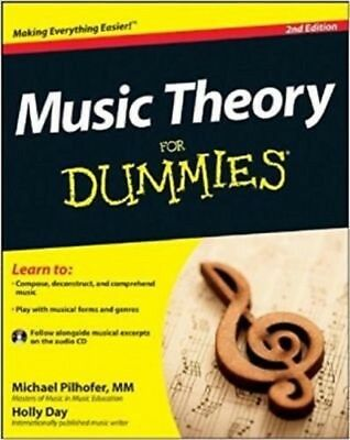 Music Theory for Dummies 2nd Edition  PDF Read on PC/SmartPhone/Tablet