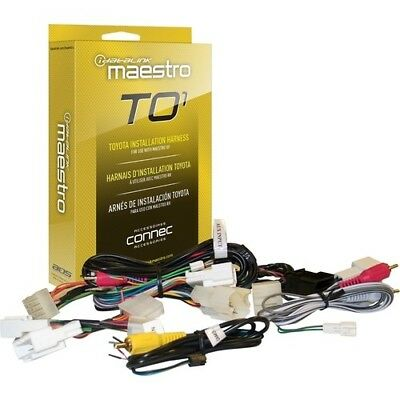 Hrn-Rr-To1 Idatalink Maestro To1 / Toyota & Scion Harness For Ads-Mrr