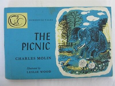 The Picnic by Charles Molin 1966 UK edition - Doormouse Tales