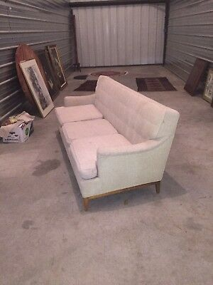 Mid Century Modern Paul Mccobb Or Paul Mccobb Style Sofa Needs Reupholstering