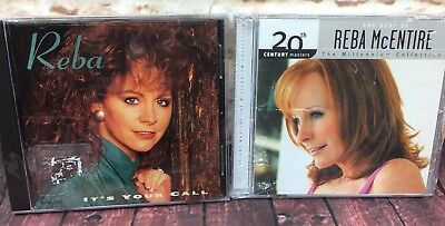 It's Your Call by Reba McEntire (Dec-1992, MCA Records) CD & Greatest Hits 2006