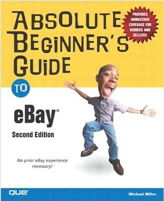 Absolute Beginner's Guide to eBay PDF eBook + Resell Rights + 5 FREE eBooks