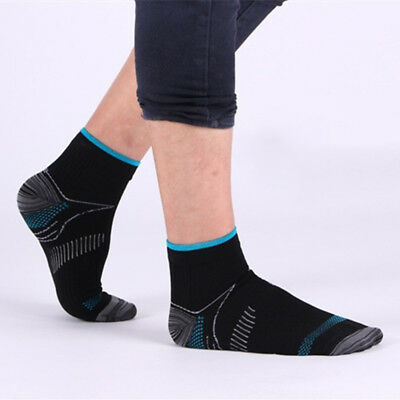 1Pair Veins Socks Compression for Plantar Fasciitis Heel Spurs Arch Pain Sports