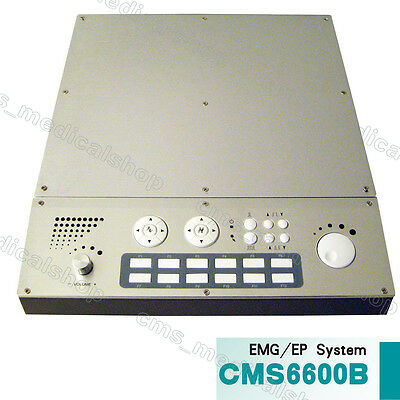 EMG/EP Machine/system PC based 4-Channel CONTEC CMS6600B nerve muscle