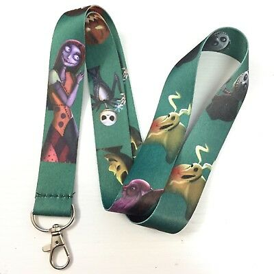 Nightmare Before Christmas Schlüsselbänder Lanyard Mobile Keys ID Neck Strap