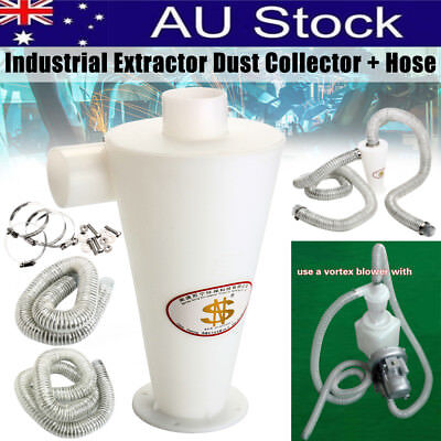 Cyclone Dust Separator Collector Filter Version Vacuums Cleaners With 4M Tube