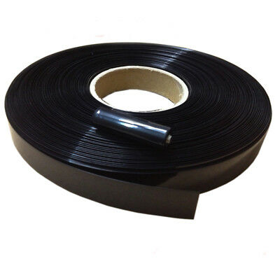 Black PVC Heat Shrink Tubing Wrap RC Battery Pack 7mm - 505mm LiPO NiMH NiCd