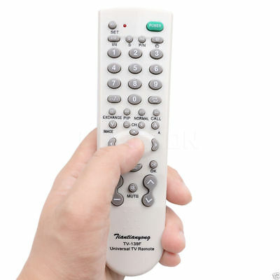 TV-139F-All in One Universal Remote  Control for TV replacement Controller
