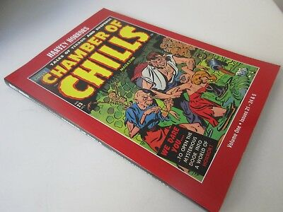 Harvey Horrors Collected Works Chamber of Chills Volume one 1  graphic novel