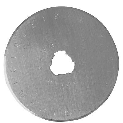 Quilted Bear DAFA 45mm Rotary Cutter Spare Replacement Blade - Pack of Five