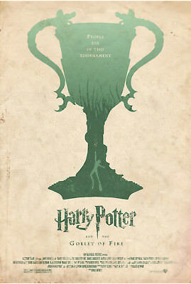 Harry Potter And The Goblet Of Fire Movie Poster Print T464 |A4 A3 A2 A1 A0|
