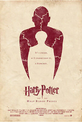 Harry Potter The Half Blood Prince Movie Poster Print T465 |A4 A3 A2 A1 A0|