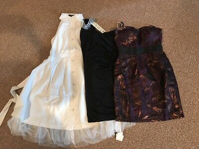 Wholesale Lot Of 17 Women's  Dresses Gown Party S/M/L Size With Free Leggings