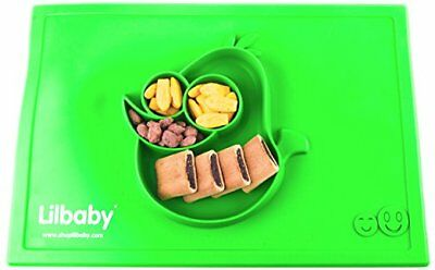 Cute Silicone Mat Baby Kids Suction Table Food Tray Placemat 7 CLR- BIRD EB-HW7