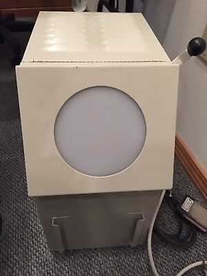 S&S High Intensity X-ray Film Viewer 188V 60Hz Model 185I