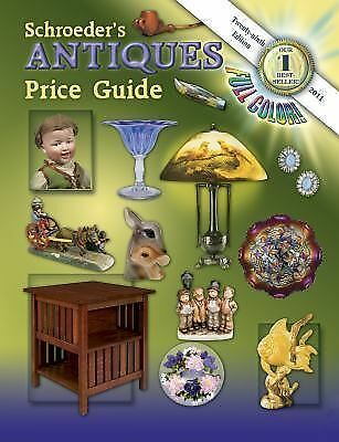 Schroeder's Antiques Price Guide, 2011, 29th Edition-ExLibrary