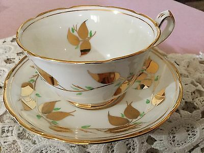 Phoenix Bone China  Cup And Saucer England